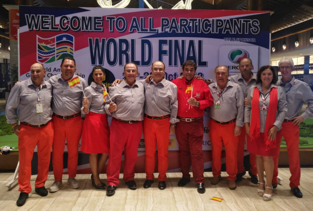 Final Mundial WAGC 2018 by SOFT LINE en Malasia