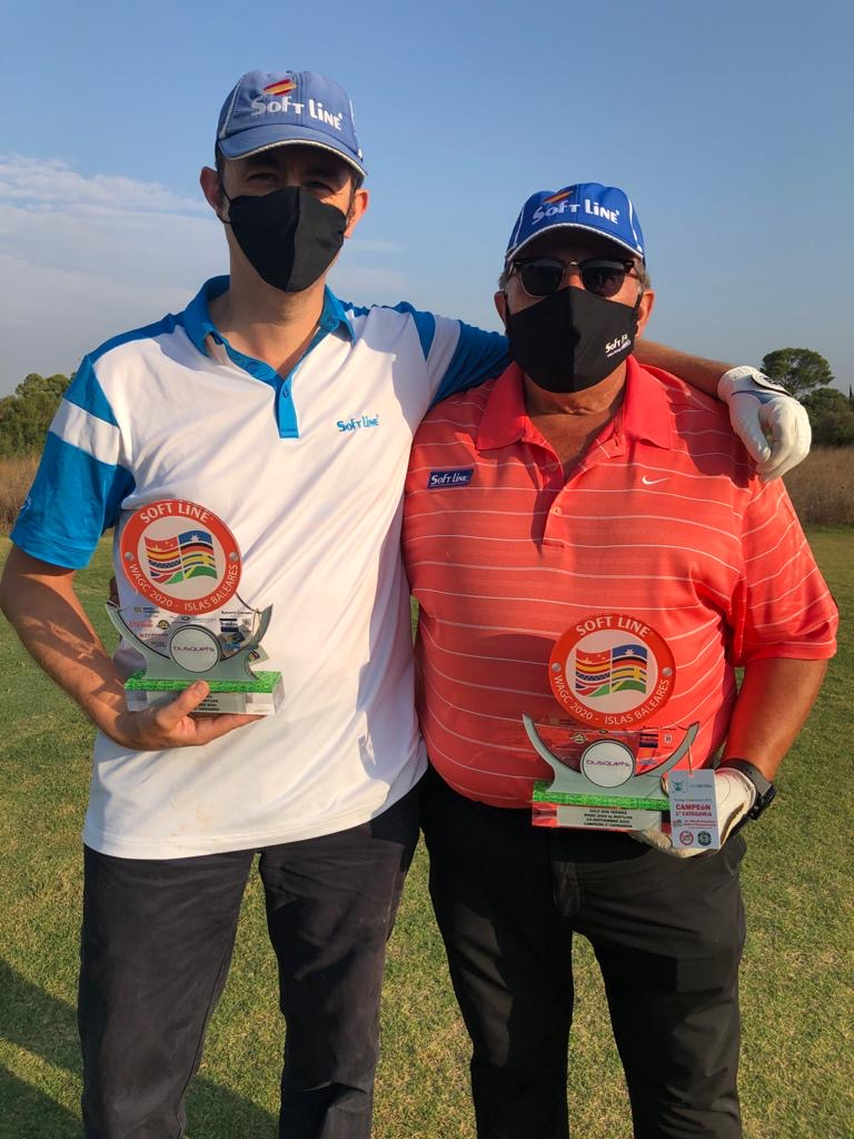 World Amateur Golfers Championship by SOFT LINE en Golf de Son Termes
